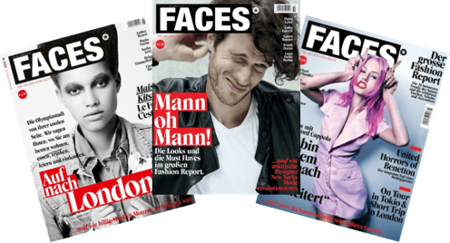 Faces Covers